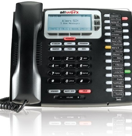 All Worx Telephone System